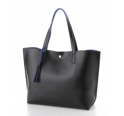 | Shopper Light Tote Zwart