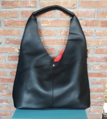 Shopper Set Big Bag Zwart