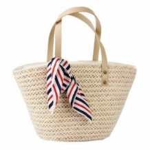 """Promotie""Shopper Zomer Tote Natural"