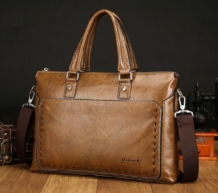 Laptoptas Original Cognac